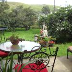 Besides the front lanai, you also have a private lanai for early morning coffee, or a moonlight snack.
